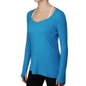 Lululemon Luscious Scoop Neck Long Sleeve T-Shirt